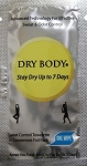 Dry Body individual Sample Packets * Drying agent *