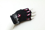 *SALE* ORIGINAL TACK Gloves- Black Bling