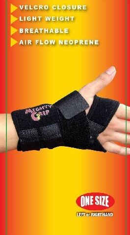 MG Wrist Support (Carpel Tunnel Syn.) - LEFT Hand