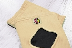 NON Tack Knee Pads SHORT - Sand
