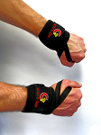 Heavy Duty Wrist Wraps
