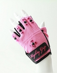 *SALE* Mighty Grip ORIGINAL TACK Gloves - Pink Bling