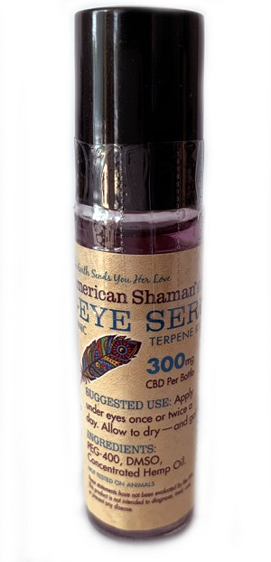 Under-Eye Serum (10mL) THC Free