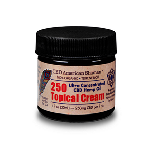 Topical Cream 250ml